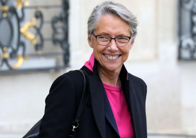 Ministryně dopravy Francie Élisabeth Borneová