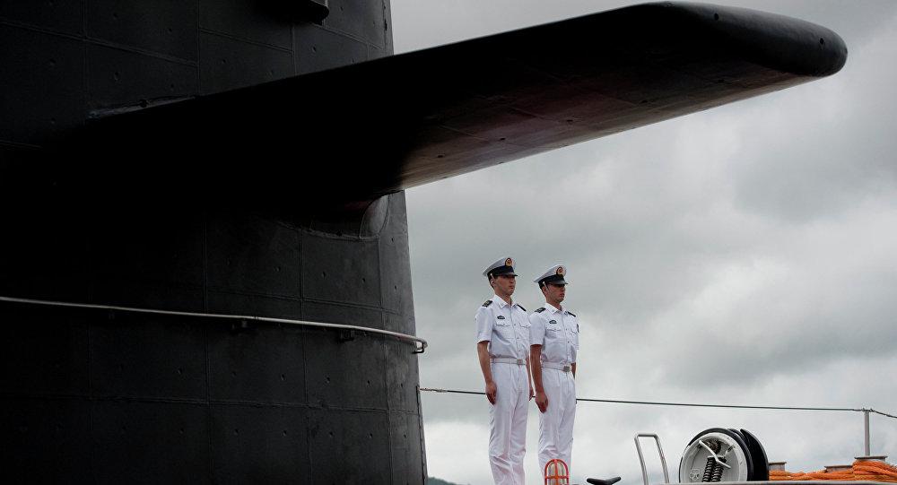 Čínská ponorka