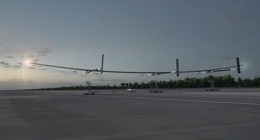 Odysseus is the world's most capable solar-powered, autonomous aircraft