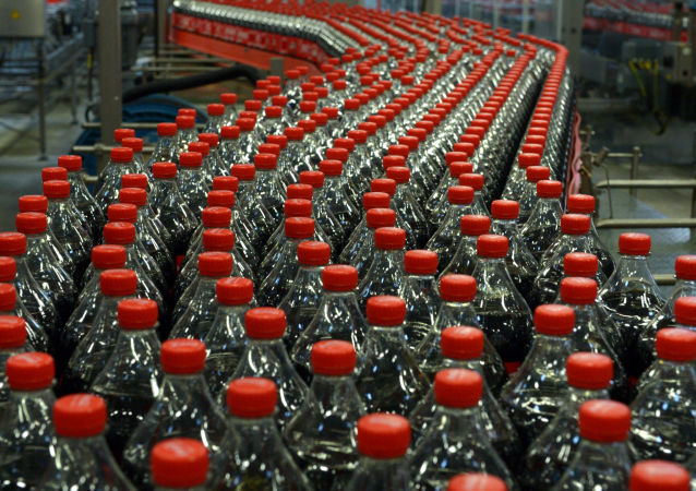 Coca-cola. Ilustrační foto