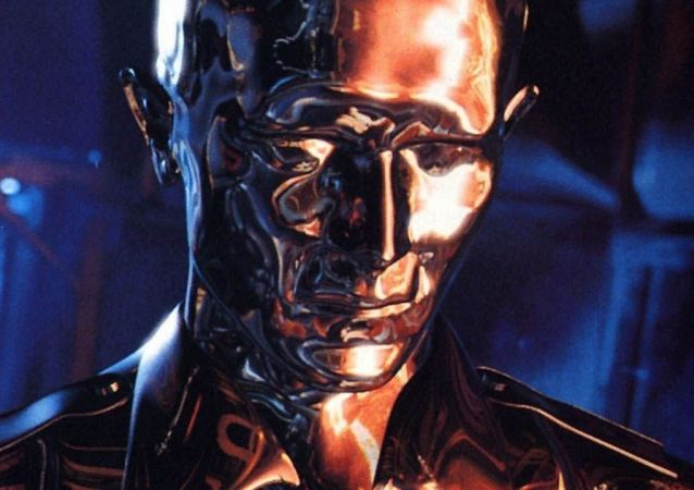 Záběr z filmu Terminátor 2: Den zúčtování