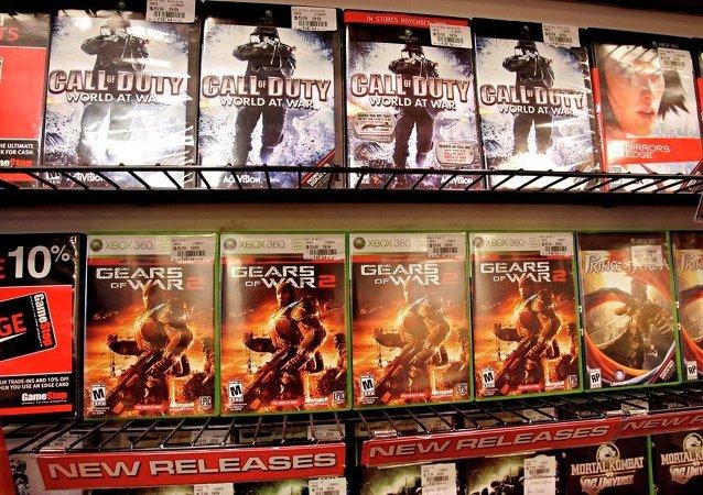 Počítačové hry. Ilustrační foto