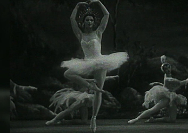 Narozeniny velké baletky Maji Plisecké