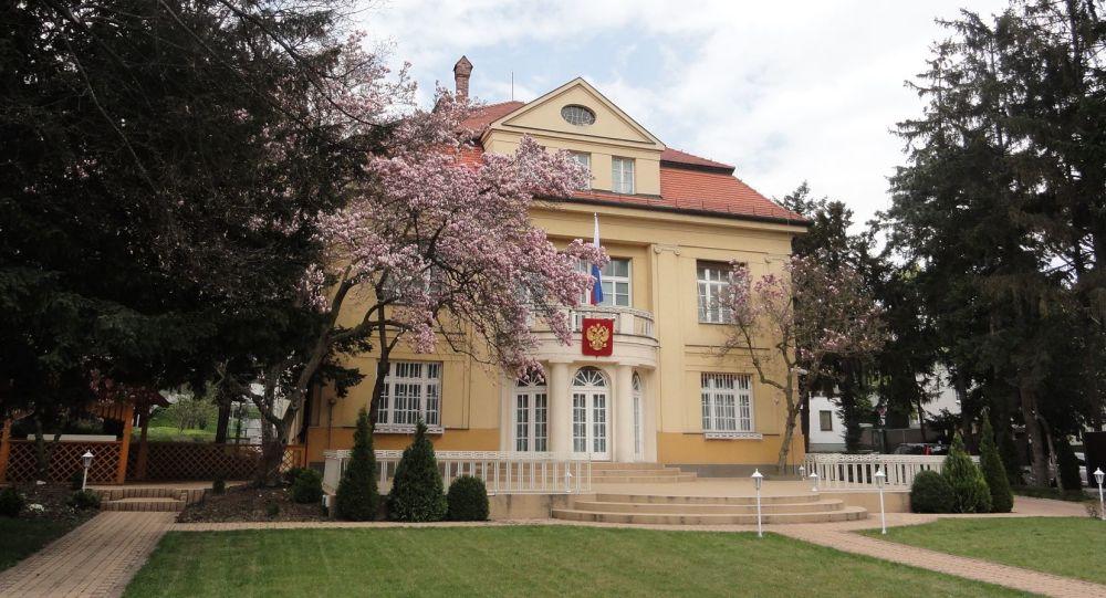 Velvyslaneství Ruska na Slovensku
