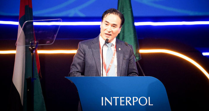 Nový prezident Interpolu Kim Jong Yang