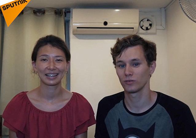13 tisíc kilometrů do ráje. Nečekaná reakce na ruská města cestujících autem do Thajska