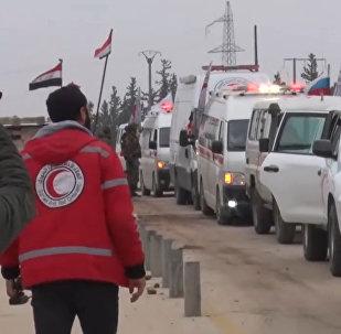 Bylo zveřejněno video zachycující výměnu rukojmích v Sýrii