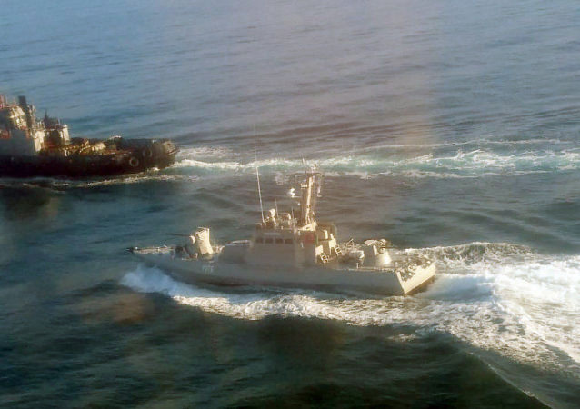 lodě Námořních sil Ukrajiny