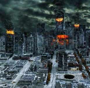 Konec světa. Ilustrační foto.