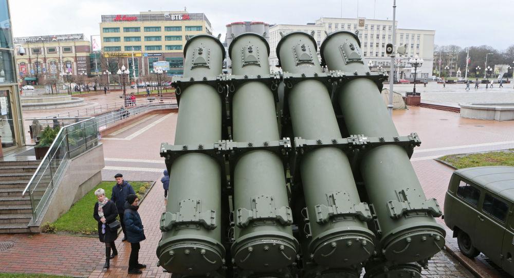 Ruský systém protilodní obrany Bal