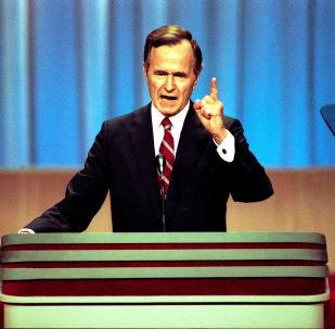 Ve věku 94 let zemřel George H. W. Bush, bývalý 41. americký prezident