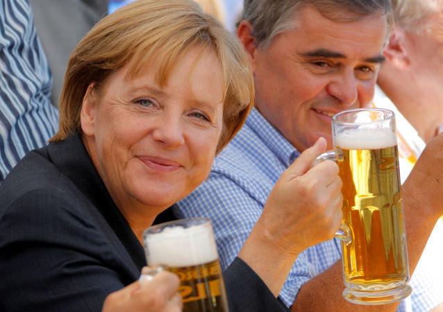 Angela Merkelová (FOTO)