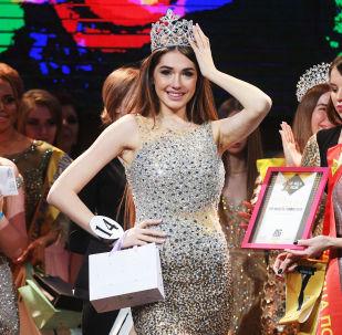 Alina Rudaková vyhrála v soutěží Top modélka Ruska 2018