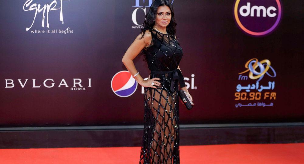 Egyptská herečka a fotomodelka Rania Yusefová