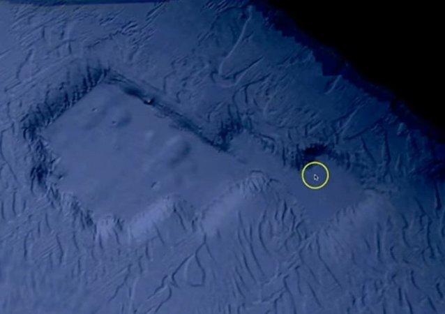 Na Google Earth bylo nalezeno staré potopené město