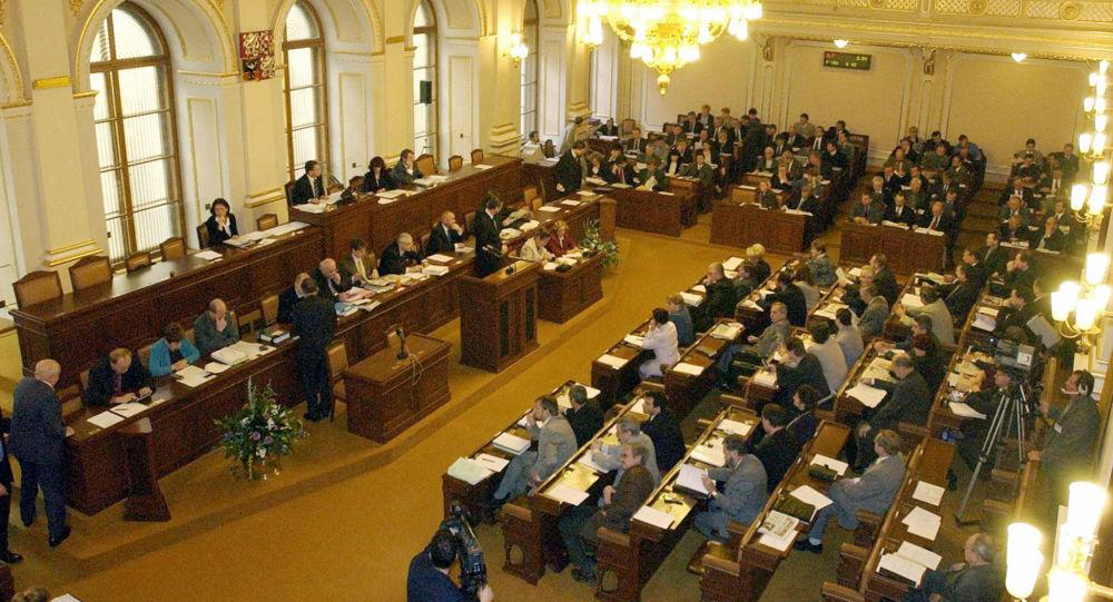 Poslanecká sněmovna. Ilustrační foto