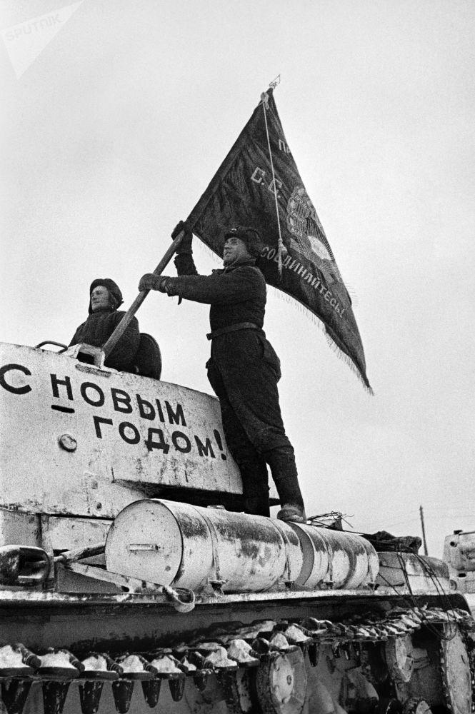 Ustupovat není kam, za námi je Moskva. Výročí jedné z největších bitev 2. světové války