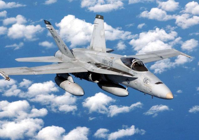 Víceúčelový stíhací letoun F/A-18