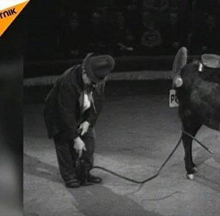 Malý klaun s velkým talentem: Před 117 lety se narodil známý ruský klaun