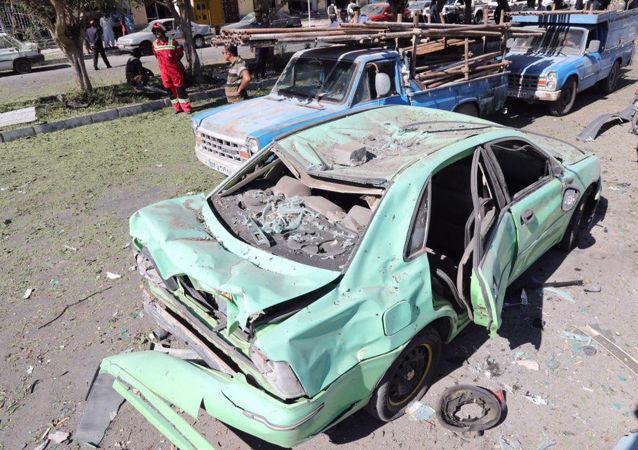 Teroristický útok v přístavu Čáhbahár na jihozápadě Íránu