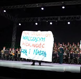 Koncert Alexandrovců v Polsku
