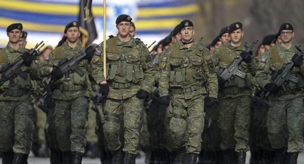 Bezpečnostní síly Kosova