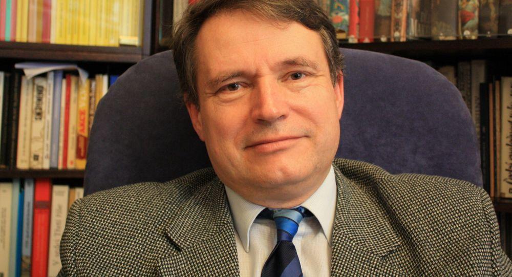 Český historik Jan Rychlík