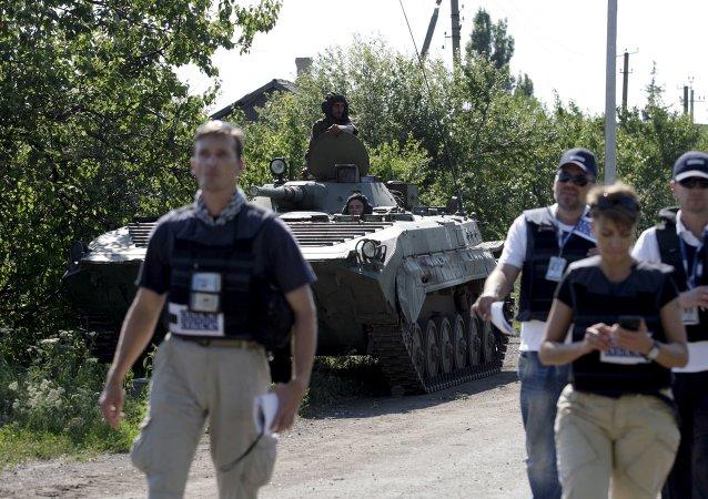 Zástupci OBSE