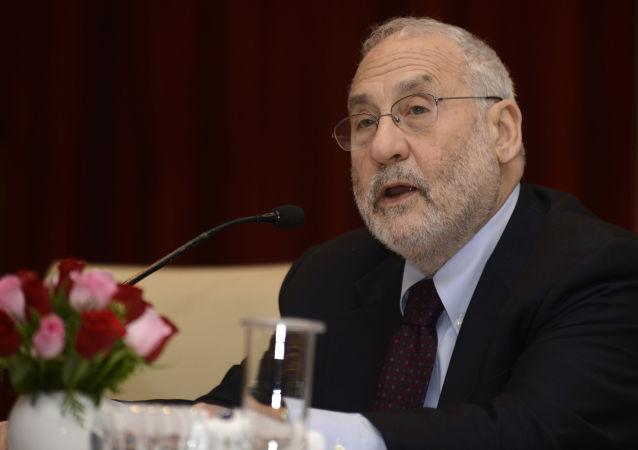 Nositel Nobelovy ceny za ekonomii Joseph Stiglitz
