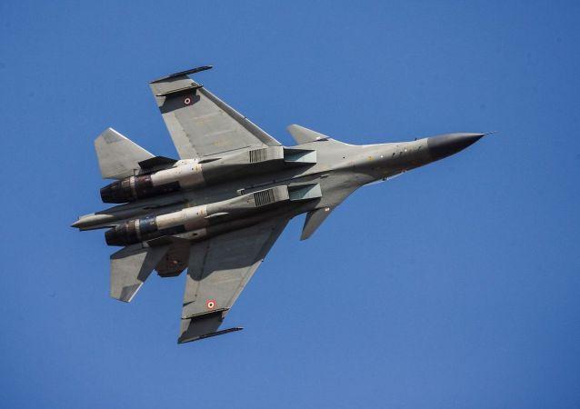 Su-30MKI indického letectva