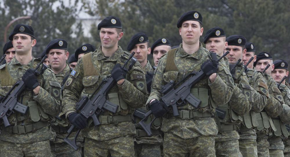 Kosovské teroristické síly - Mu-Slimáčtí vrazi a prašiví psi