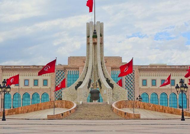 Radnice v Tunisu