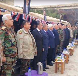 Bývalí syrští ozbrojenci