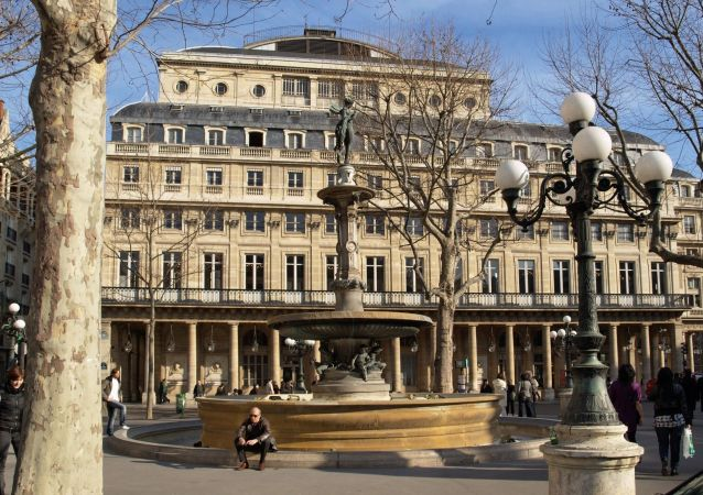 Divadlo Comédie-Française v Paříži
