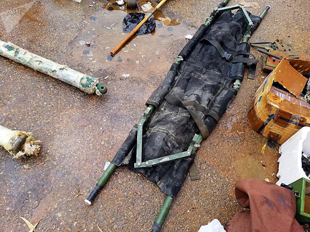 Zbraně v provincii Dar'á