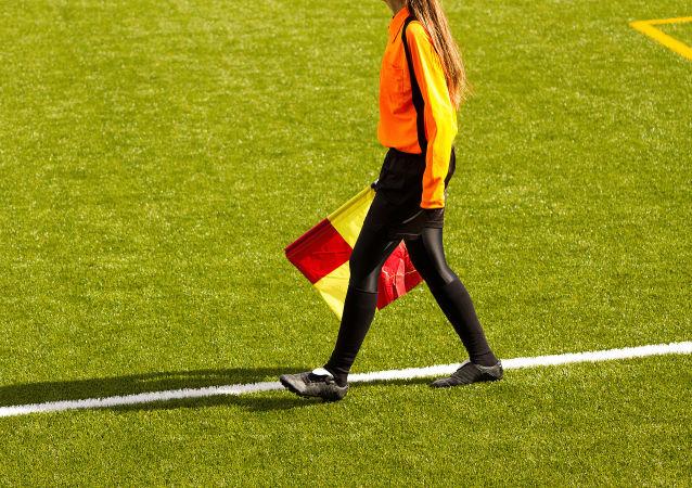 Rozhodčí v ženském fotbale