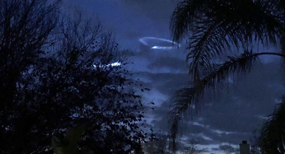 V nebi nad americkou vojenskou základnou byla zpozorována podivná světla