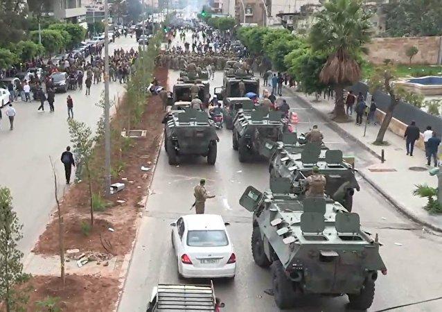 Demonstrace v Bejrútu vyústily do střetů s policií
