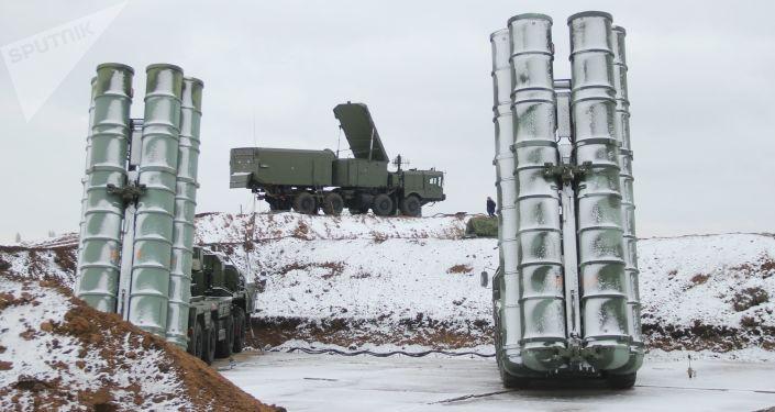 Systém vzdušné obrany S-400