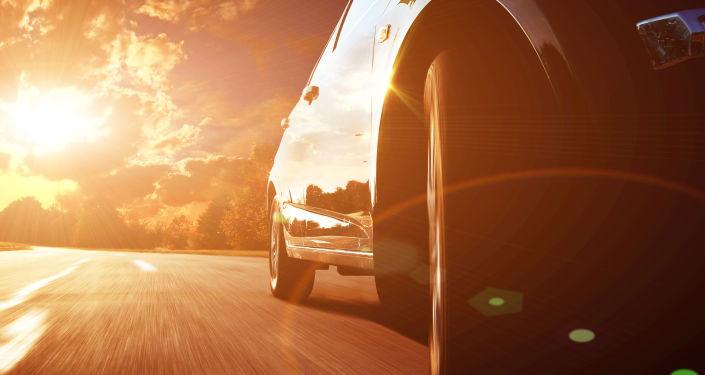 Auto. Ilustrační foto