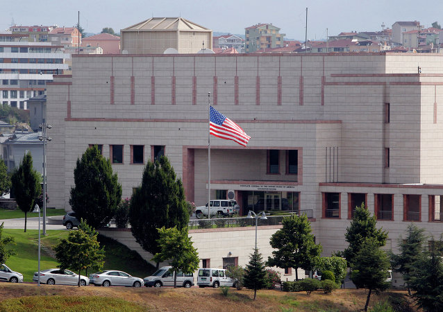 Konzulát USA v Istanbulu