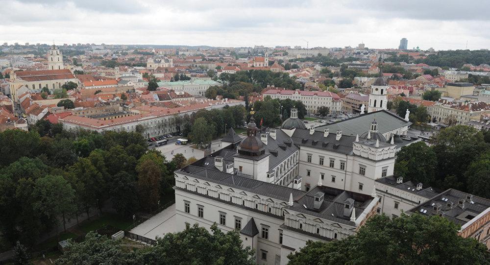 Vilnius (Litva). Ilustrační foto