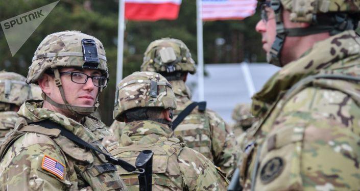 Prapor NATO v Ořiši
