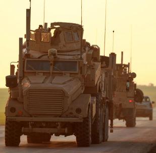 Američtí vojáci v syrské provincii Hasaka