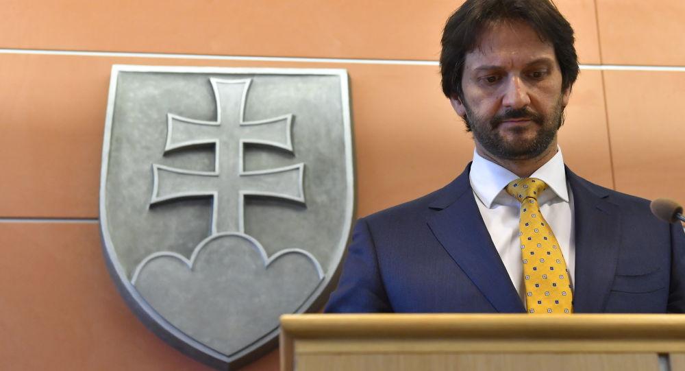 Bývalý ministr vnitra Kaliňák