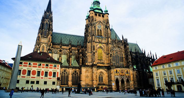 Katedrála sv. Víta v Praze
