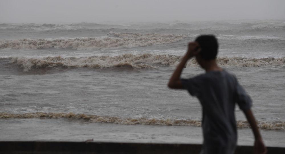 Hurikán ve Vietnamu