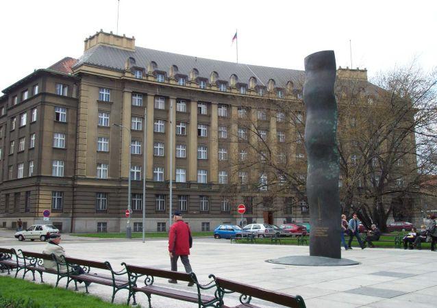 Budova Generálního štábu Armády ČR v Praze