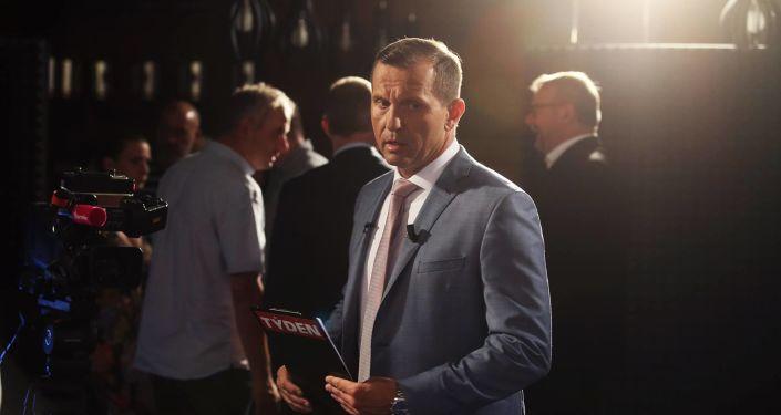 Vydavatelství Empressa Media a generální manažer TV Barrandov Jaromír Soukup
