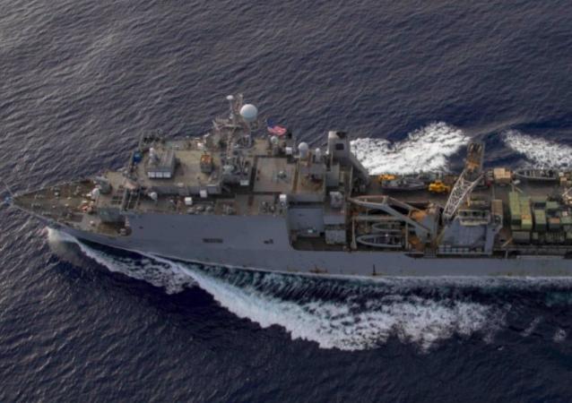 Výsadková loď námořnictva Spojených států Fort McHenry